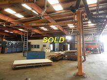 Jib crane 250 kg Conveyors, Ove