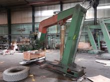 Weldingmanipulator 20 ton Turni