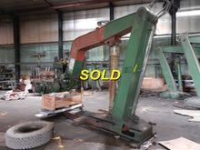 Weldingmanipulator 20 ton Turni