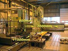 MasTos - VSP 50 CNC ISO 40 - X: