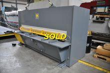 Haco TS 3100 x 12 mm Hydraulic