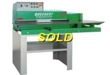 Used Boschert K3 pla