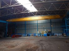 Demag 5+5 ton x 28 850 mm Conve