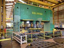 Boldrini 1000 ton dish end form