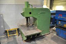 Eitel 100 ton Open gap presses