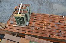 Tslot table - 6035 x 1890 x 350