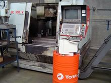 TosMas - MC100V CNC X:1016 - Y: