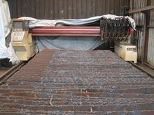 Stako 8000 x 3000 mm CNC Gas cu