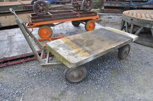 Loading trolley 10 ton Vehicles