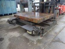 Cornac turntable 3000 x 2000 mm