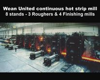 Wean United Contin. hot strip r