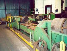 Favrin 130 ton Horizontal press