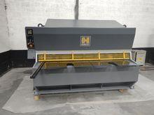 Haco HSL 2100 x 10 mm CNC Hydra