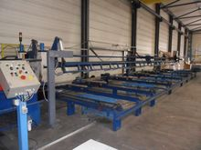 Decoiler + Roll forming Line fo