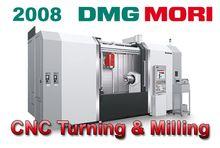 Used DMG Mori Seiki