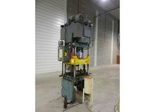 TCS 20 ton 4 column single acti