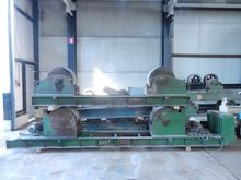 ECM turning gear 120 ton Turnin