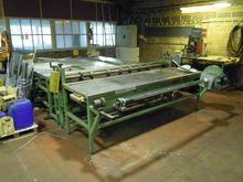 ZM wide conveyor cutting system