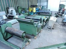 Gabella cut to length/slitting
