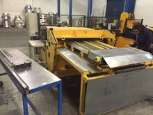 RAS decoil/cut to length 1500 x