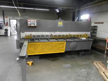Haco HSL 3100 x 6 mm CNC Hydrau