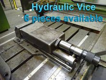 Hydraulic Vice  Spare Parts for