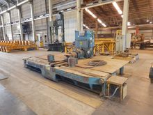 Morane 300 ton Horizontal press