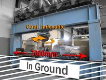 Favrin 100 ton Plateroll / Dish