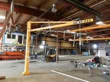 Munck jib crane 250 kg Conveyor