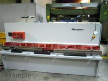 Beyeler CP 3100 x 6 mm CNC Hydr