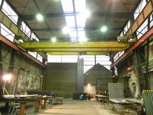 Used Demag 20 ton x