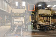 Valette panel press 410 ton 4 c