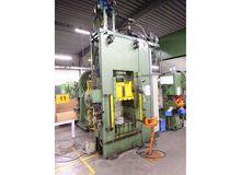 Vapo 250 ton H-frame presses