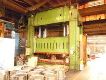 ZM 1000 ton 4 column single act