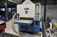 LVD TMSB 800/3 Abrasive band gr