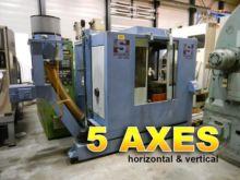 Schaublin 43 CNC UGV X:720 - Y: