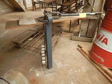 Manual bender Tube bending mach
