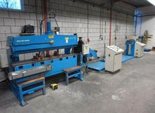 Weber HPB 16 ton x 2000 mm Stam