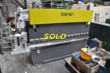 Safan SK 110 ton x 3100 mm CNC