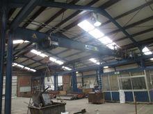 Abus 5 ton x 11350 mm Rolbrugge