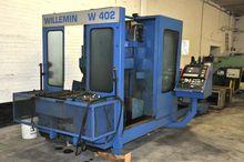 Willemin Macodel W402 CNC X:600