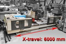 Stama Heavy Duty MC 550 S CNC M