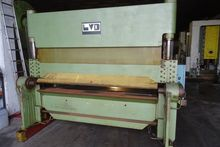 LVD 40 ton x 2500 mm Hydraulic