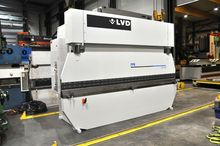 Used LVD PPN 125 ton