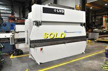 LVD PPN 125 ton x 4100 mm Hydra