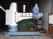 Tos Mas VR8A Mk6 Radial drillin