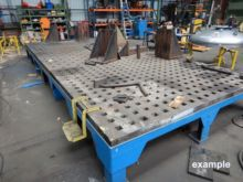Used Large clamping