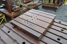 Welding table 1450 x 1570 mm Ta