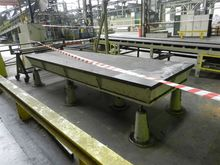 ZM 4000 x 1300 x 500 mm Tables