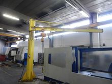 Jib crane 1 ton Conveyors, Over